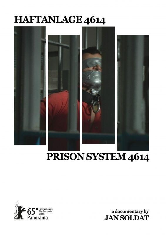 PRISON SYSTEM 4614 MOVIE POSTER IMAGE