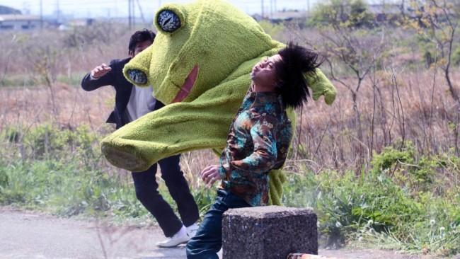yakuza apocalypse movie image