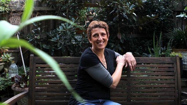 Charlotte Wood author image