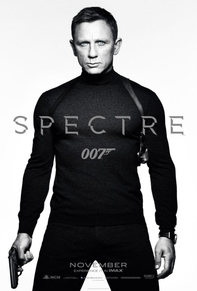 Spectre teaser poster image