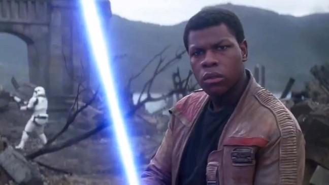 Finn (John Boyega) Image