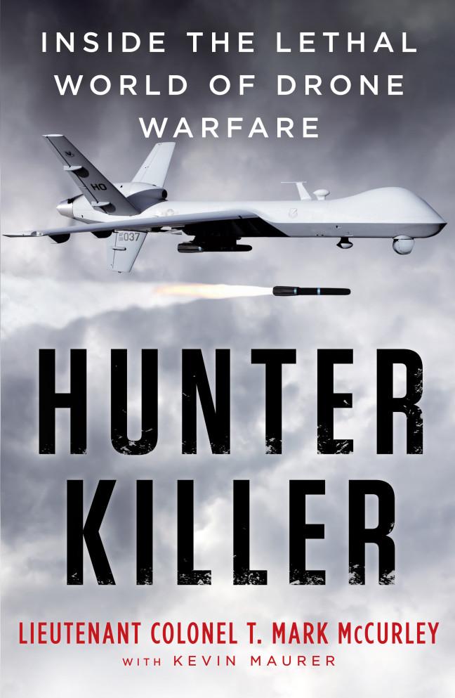 hunter killer book cover image