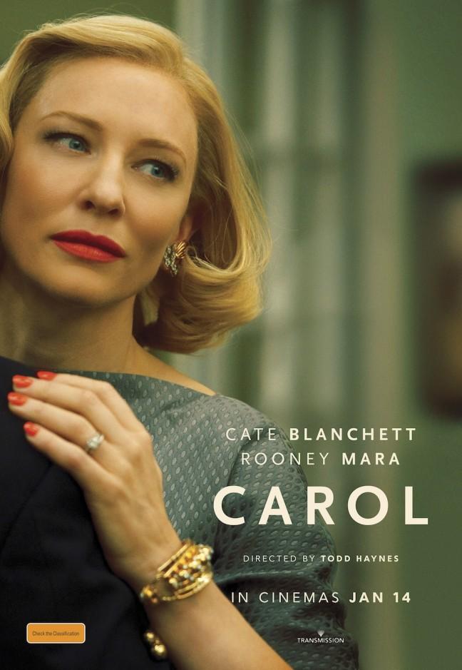Carol Movie Poster Image