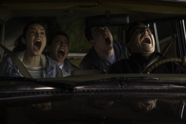 Goosebumps movie image