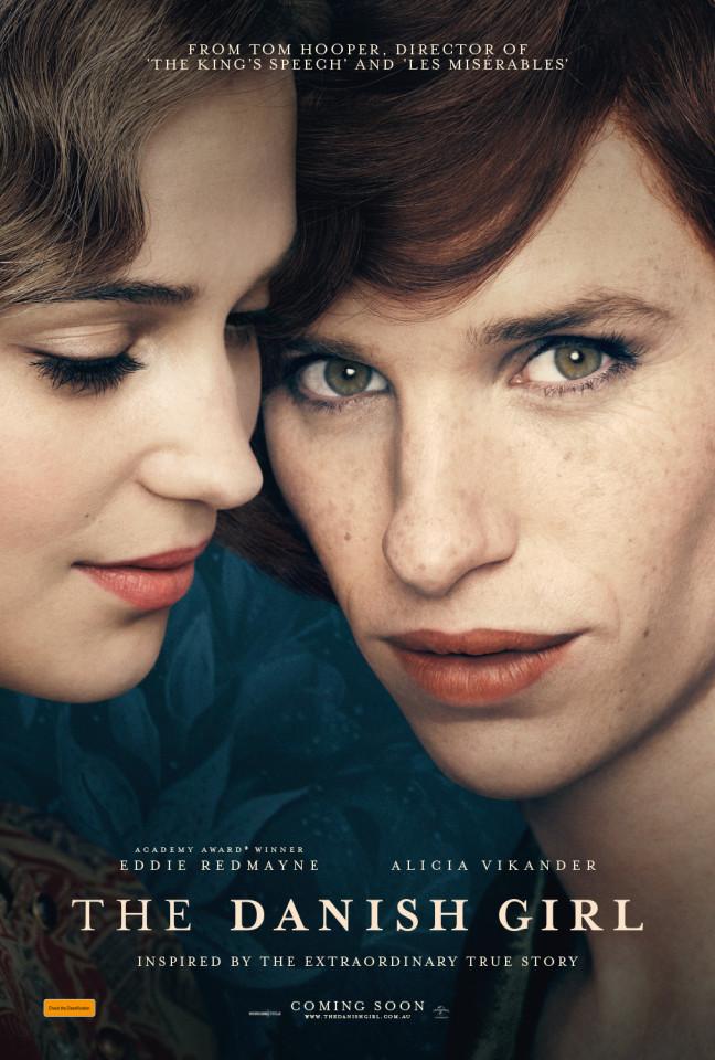 The Danish Girl Movie Poster Image
