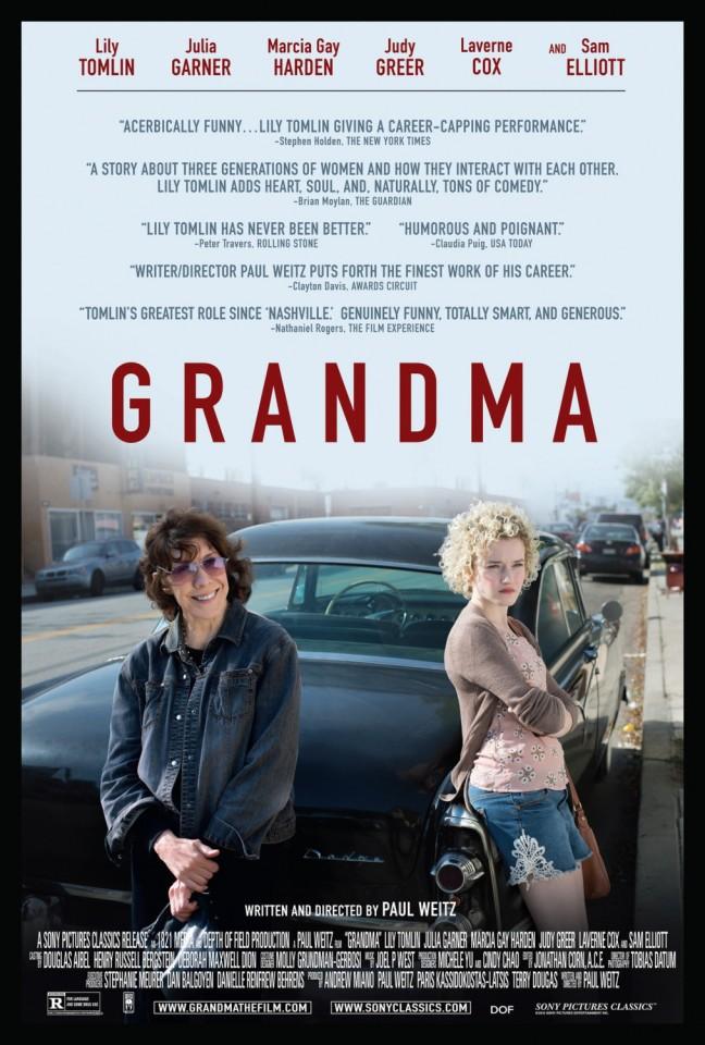 Grandma | Movie Poster Image