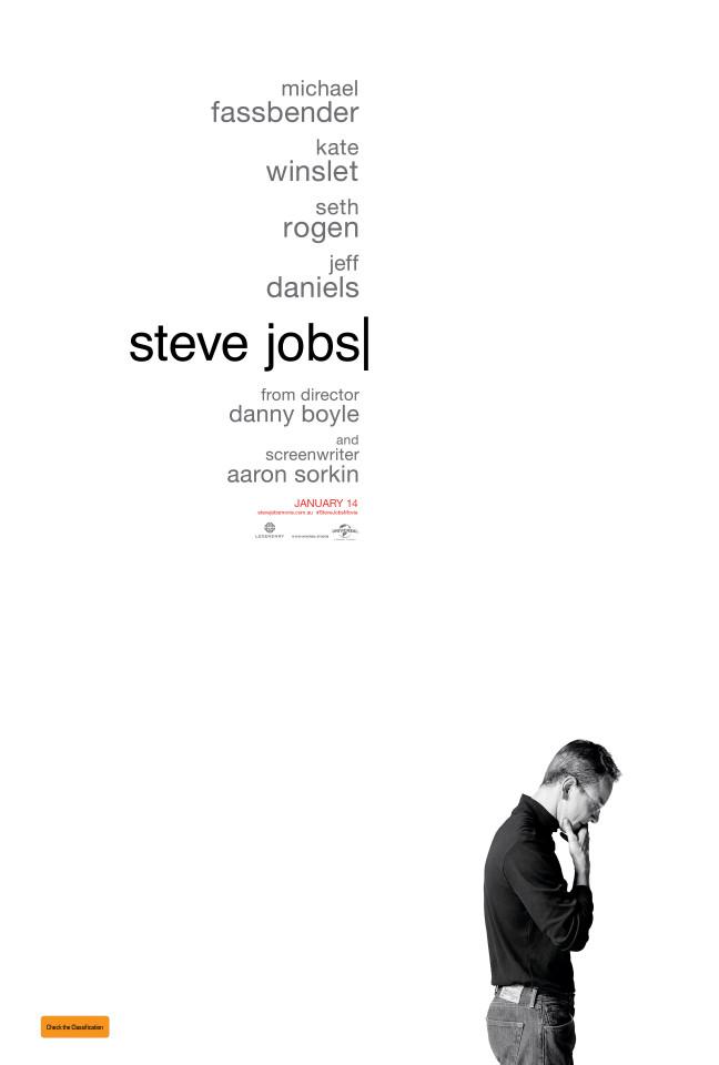 steve jobs movie poster image