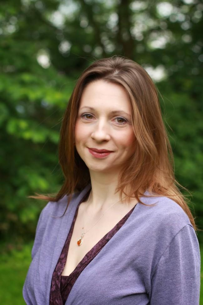 Author Ann Morgan Image