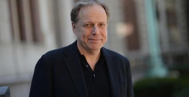 James Shapiro Author image