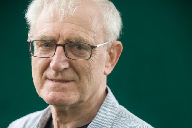john sutherland author image
