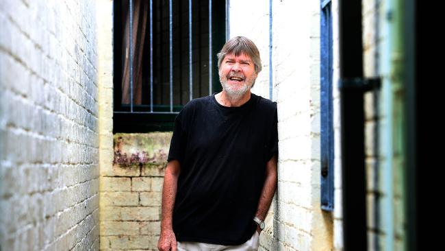 Peter Corris Author image