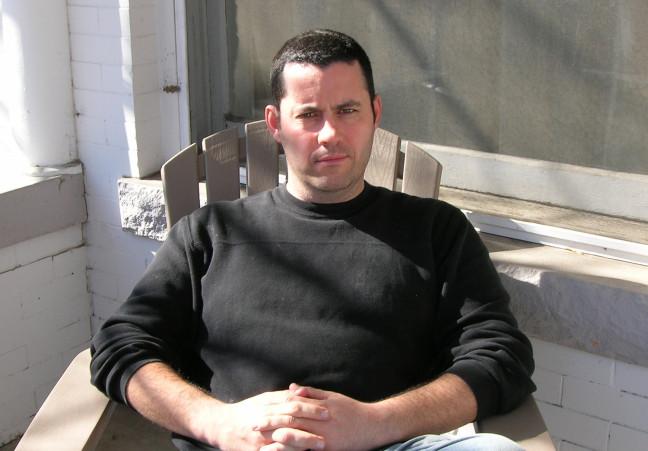 Adrian McKinty author image