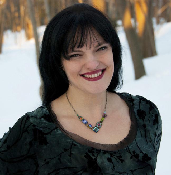 Catherynne M. Valente author image