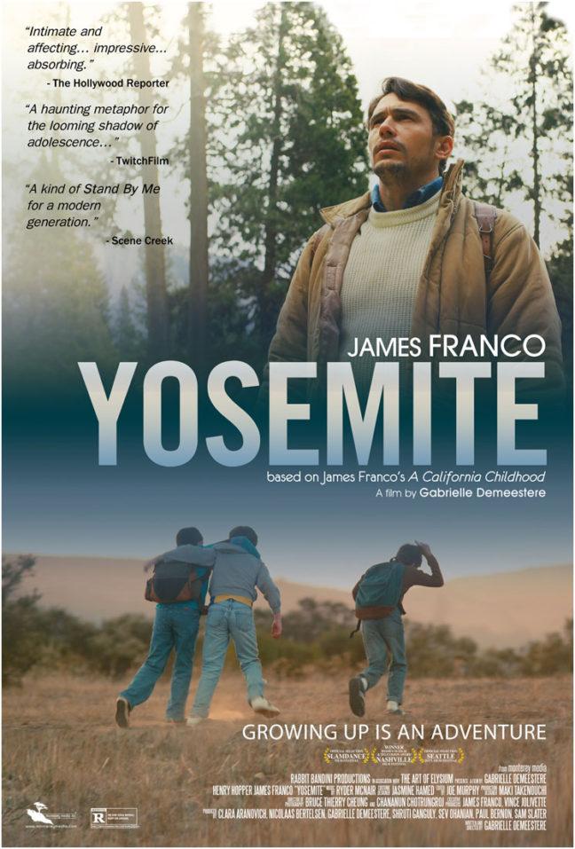 Yosemite Movie Poster image