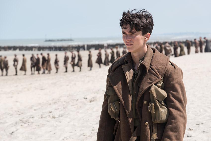 Dunkirk Fionn Whitehead image