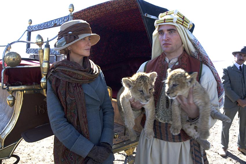 queen of the desert movie image