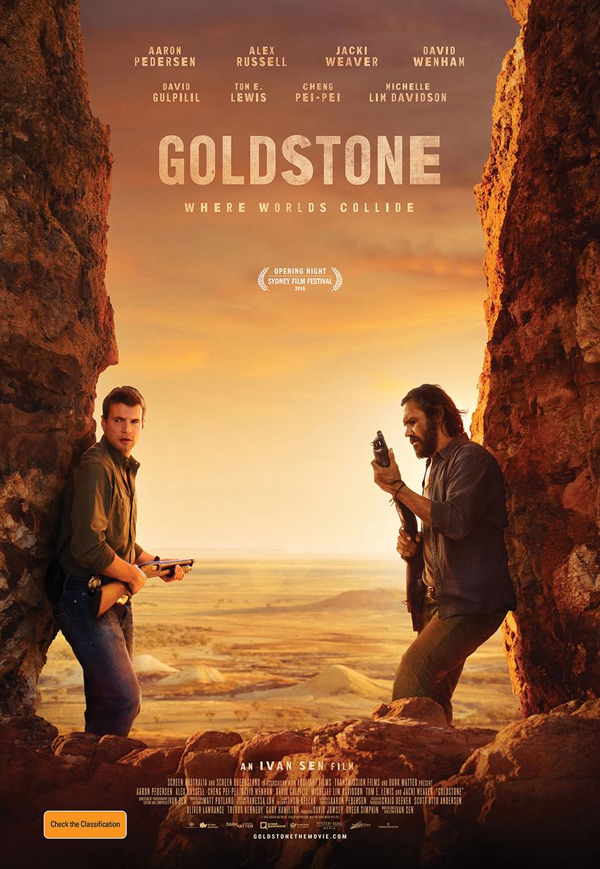 Goldstone Movie Poster image