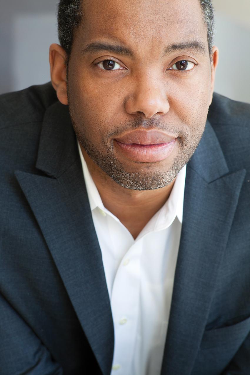 Ta-Nehisi Coates Author Image