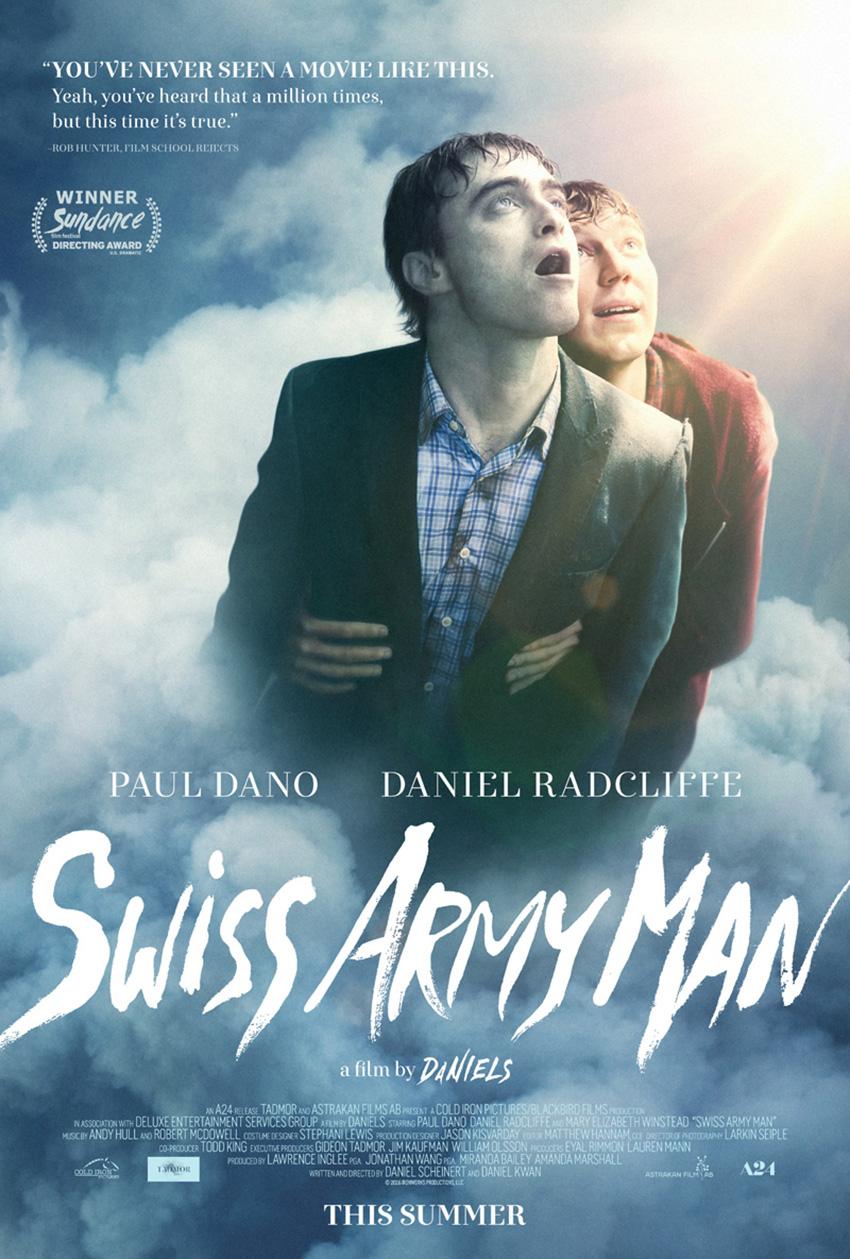 Swiss Army Man Movie poster image