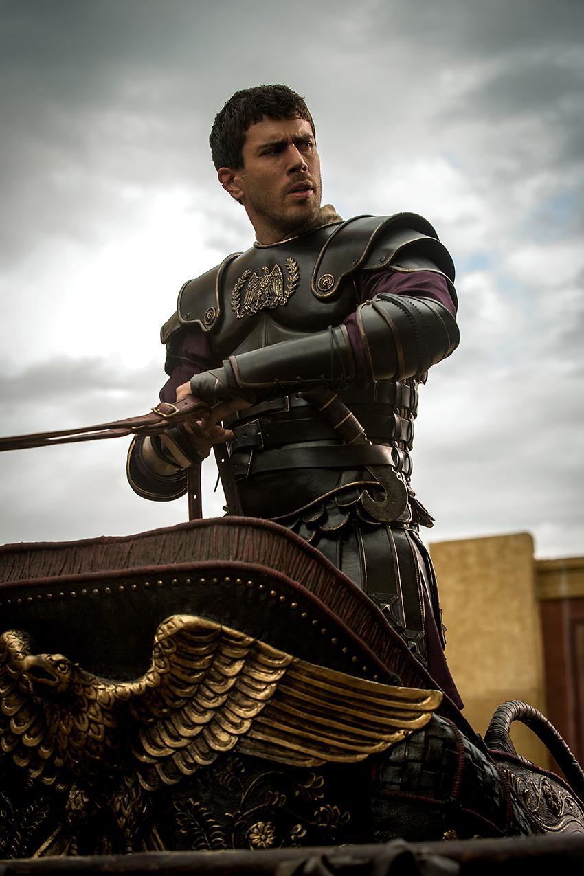 Toby Kebbell as Mescal Severus in Ben-Hur image