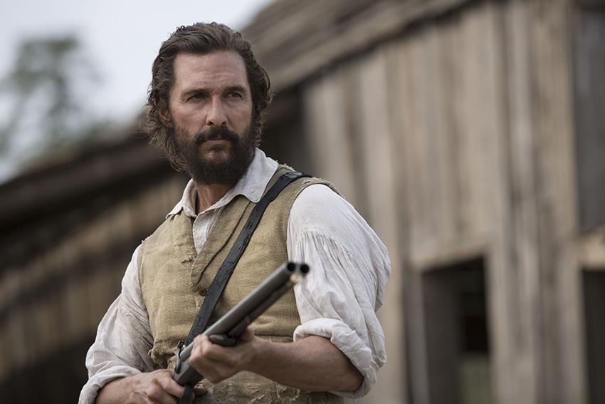 Free State of Jones Newton Knight (Matthew McConaughey) image