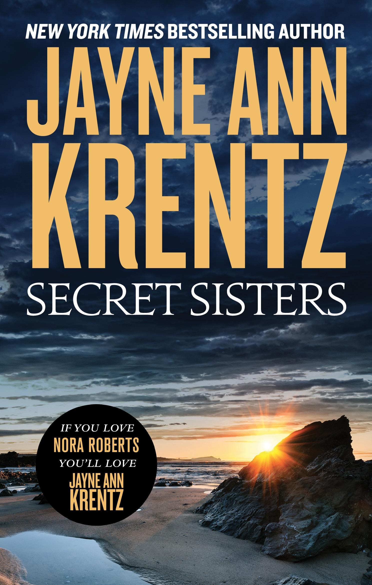 Secret Sisters | Jayne Ann Krentz | Salty Popcorn