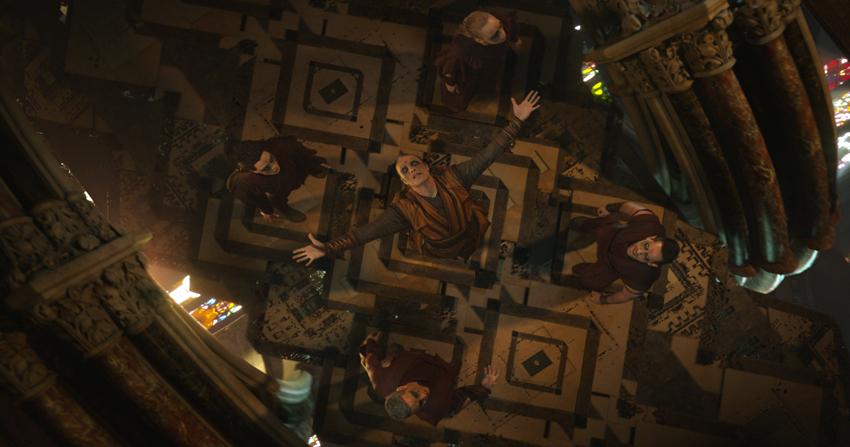 Doctor Strange Kaecilius (Mads Mikkelsen) image