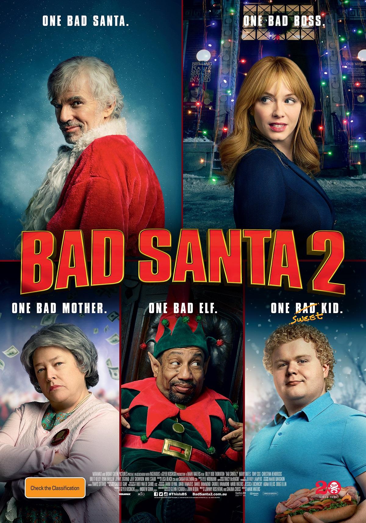 Bad Santa 2 Streamcloud