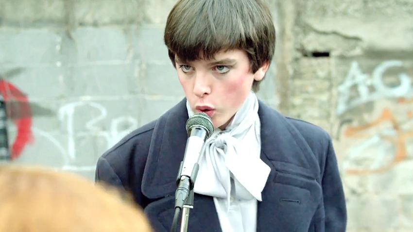 Sing Street Conor (Ferdia Walsh-Peelo) image