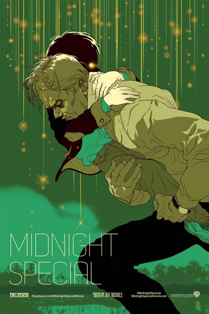 Midnight Special Mondo Movie Poster image