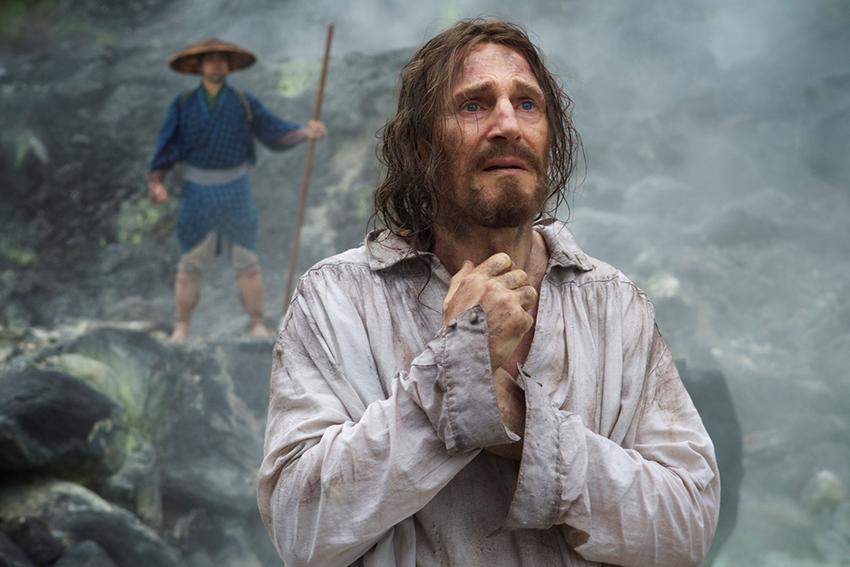Silence Liam Neeson image