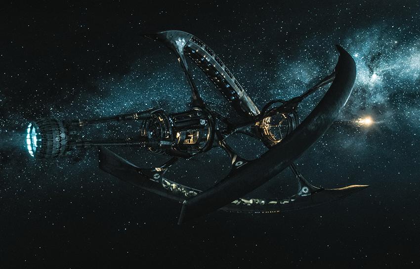 passengers spaceship image