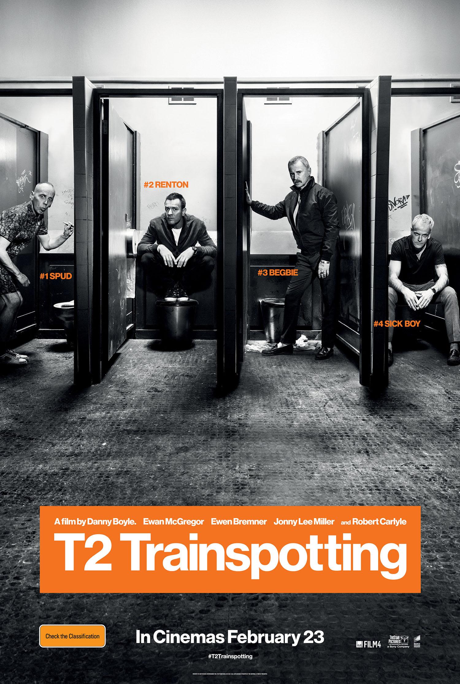 T2 Trainspotting Online