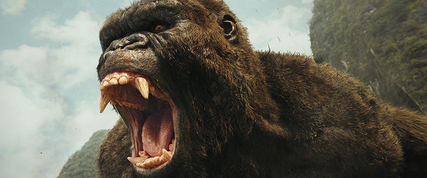 Kong: Skull Island Kong Roars image