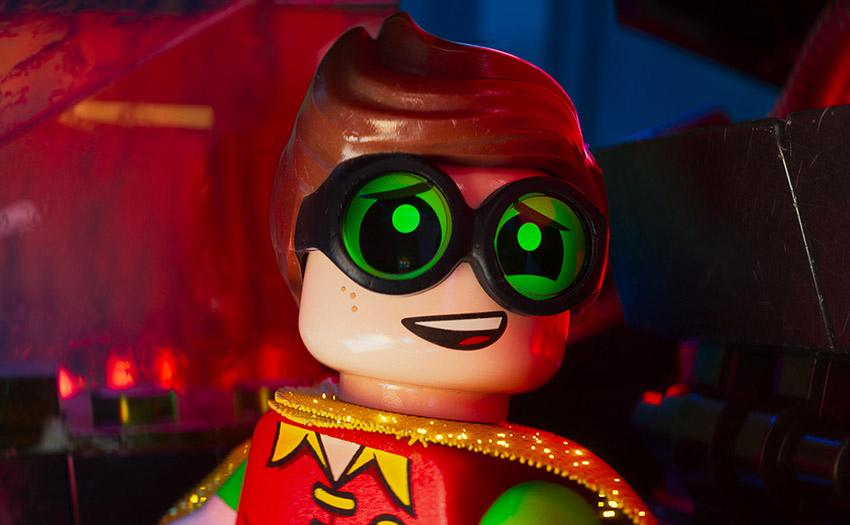 Lego Boy Wonder image