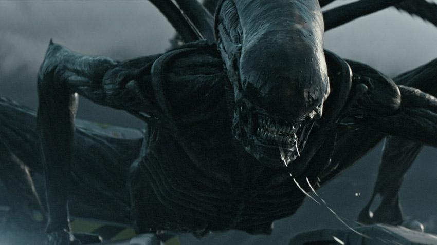 Alien Covenant Alien image