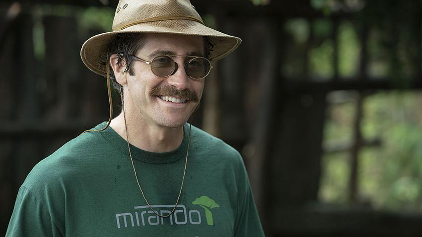 Okja Jake Gyllenhaal image