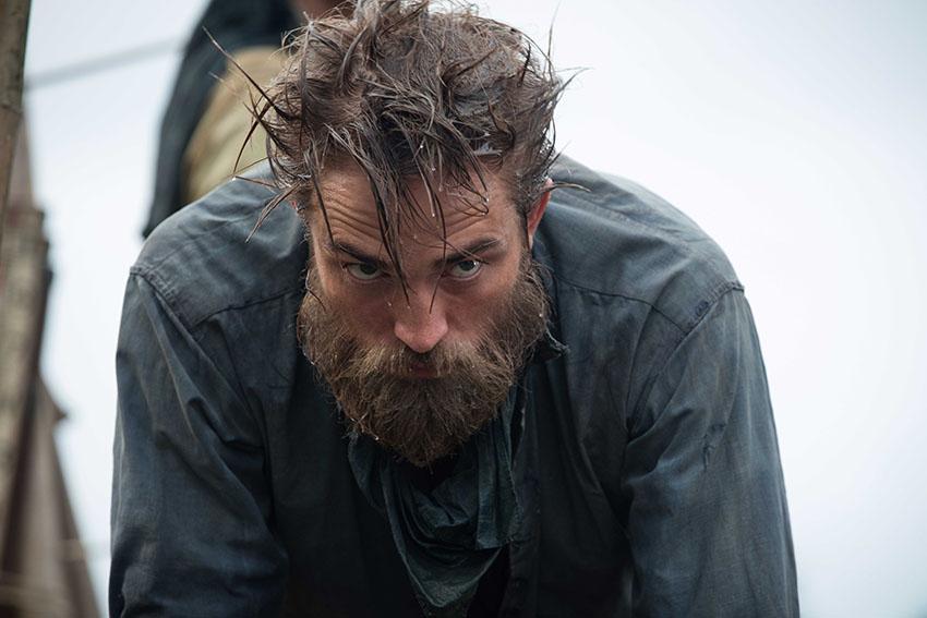The Lost City of Z Robert Pattinson image