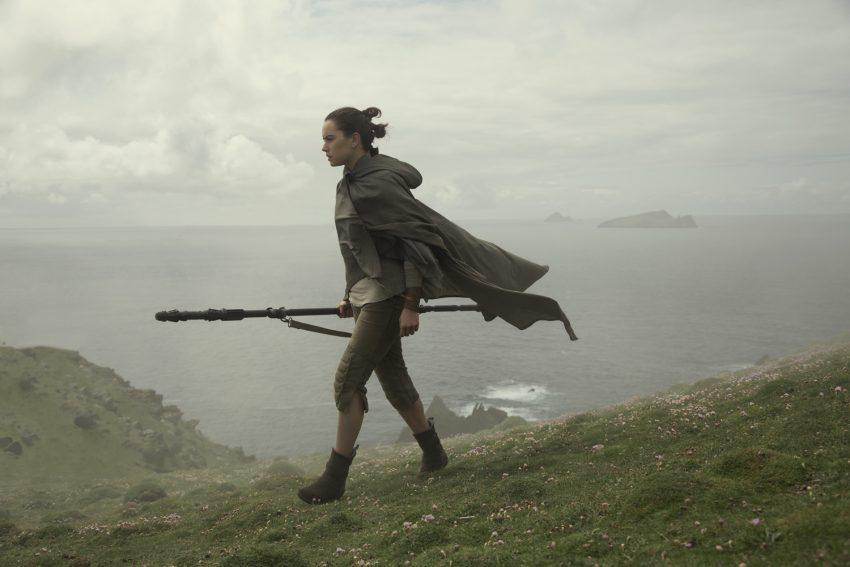 The Last Jedi Daisy Ridley image