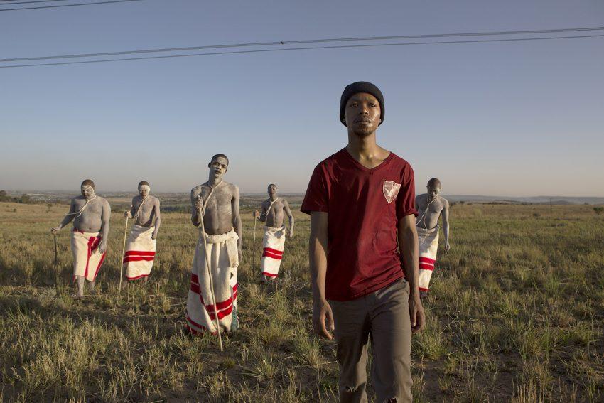 The Wound Niza Jay Ncoyini, Nakhane Touré plus other Xhosa Tribe Members image