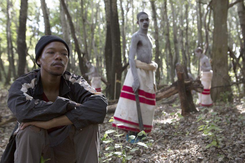 The Wound Niza Jay Ncoyini and Nakhane Touré image