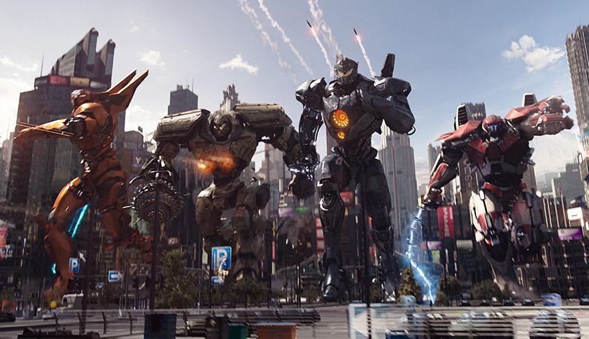 Pacific Rim Uprising Jaeger image