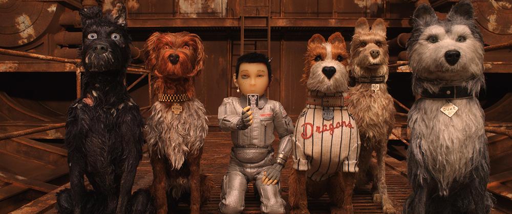 Isle of Dogs Movie image