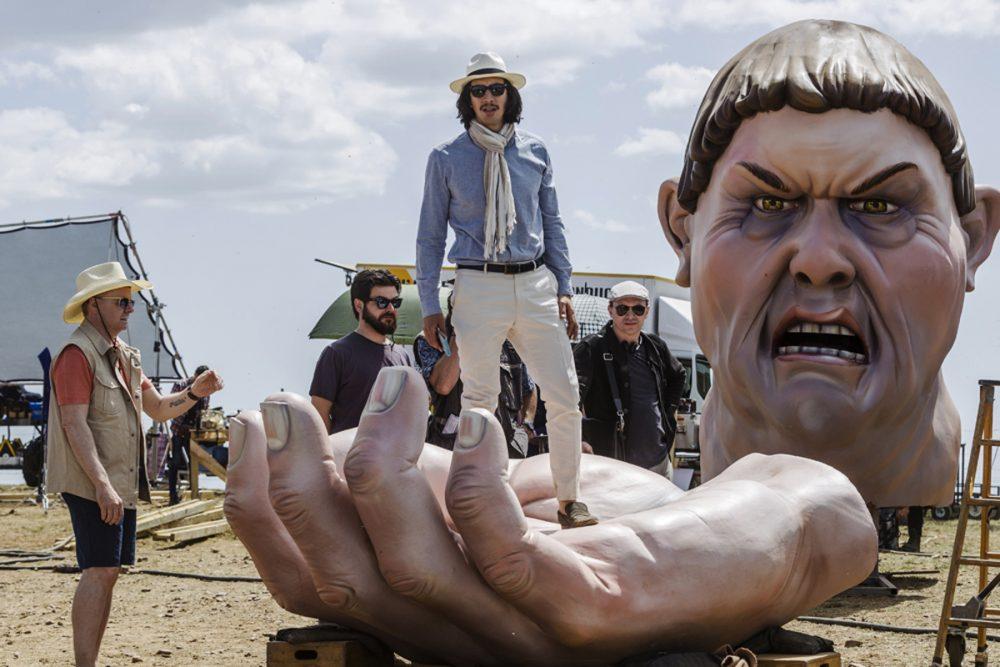 The Man Who Killed Don Quixote Adam Driver image