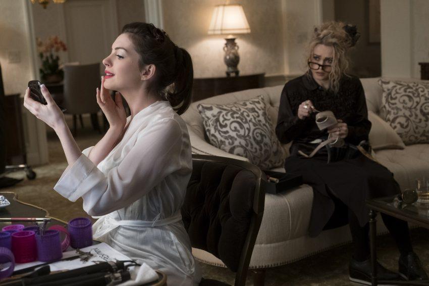 Ocean's 8 Anne Hathaway and Helena Bonham Carter image