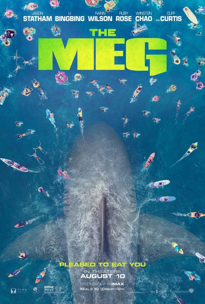 THE MEG: So Bad it Made SHARKNADO Look Like a Masterpiece