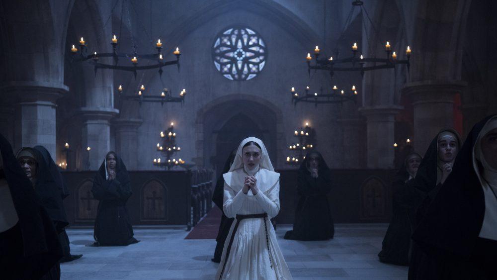 The Nun Taissa Farmiga image