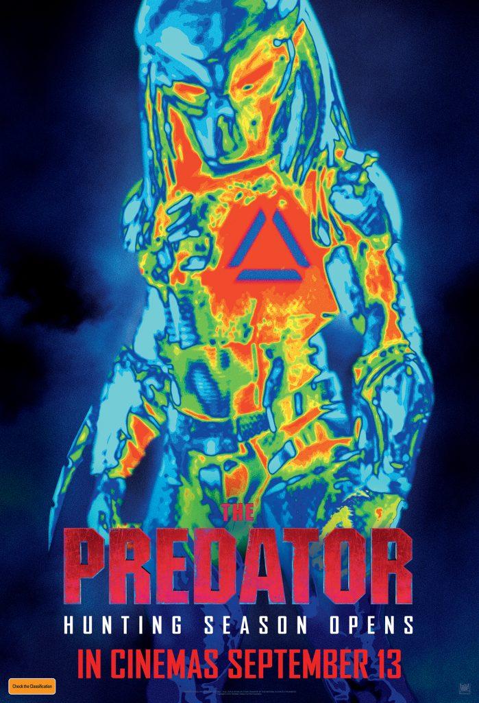 THE PREDATOR Bleeds, We Need To Kill It