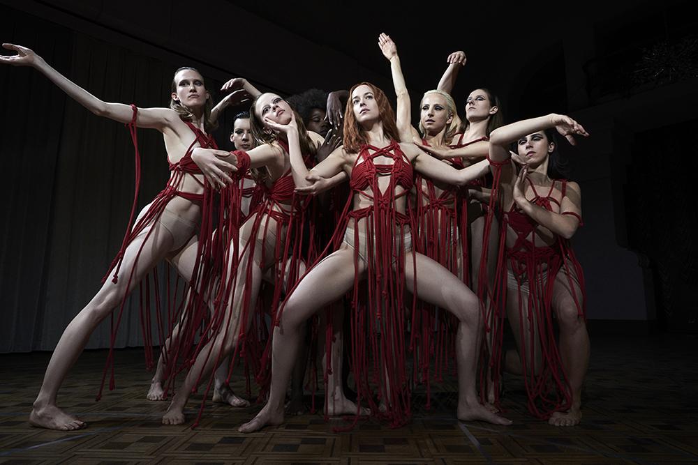 Suspiria The Dancers image