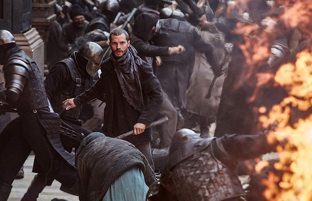 Robin Hood Jamie Dornan image